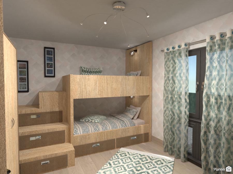 Progetto 080619: La stanza dei Ragazzi 2836764 by Fede Lars image