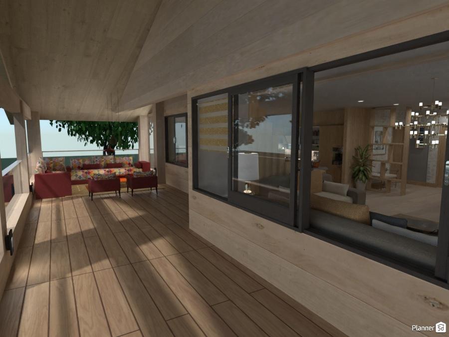 Progetto 080619: Vista dalla Veranda 2837940 by Fede Lars image