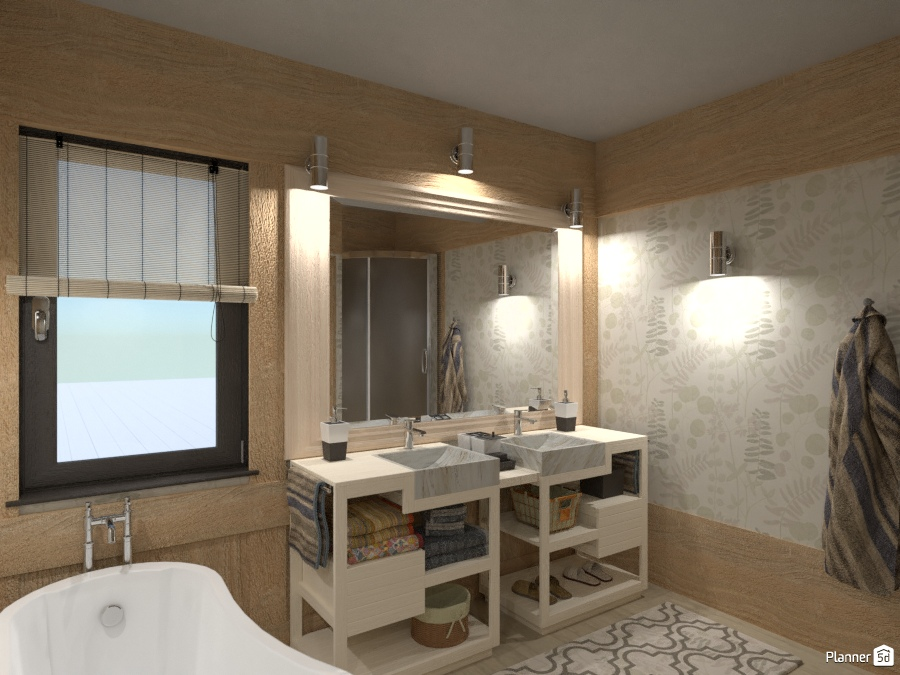 Progetto 080619: Bagno 2829435 by Fede Lars image