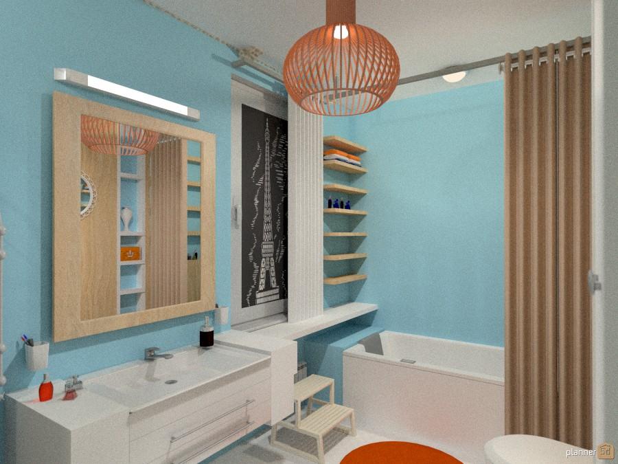 Ванная комната 1086988 by Татьяна Максимова image