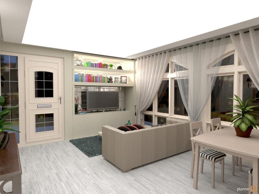 Tiny Place - Apartment ideas - Planner 5D