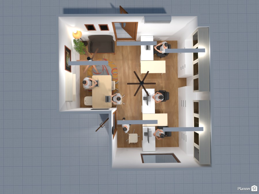 Tuah Office Top View 4362029 by User 23027337 image