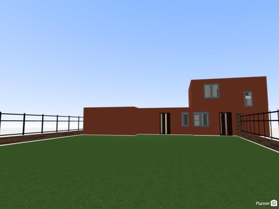 chalet 3 habitaciones, 2 cocinas, baño ,salón, jardín y 3 salas 82161 by yamaha_22 image