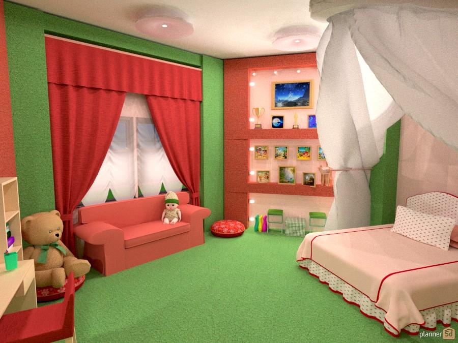 Детская комната 888191 by Татьяна image