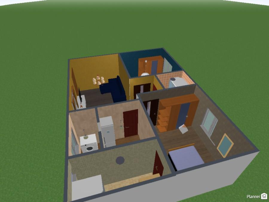 Casa sencilla y Bonita 74668 by juan eduardo image