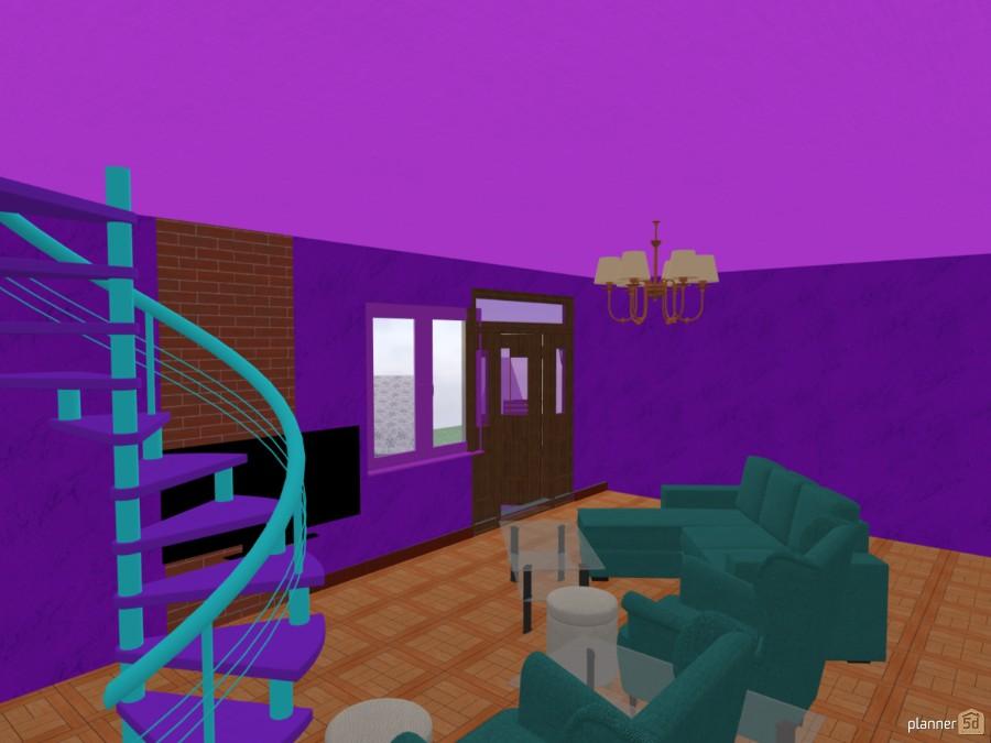 Modern living room 63665 by Madalyn Birt image