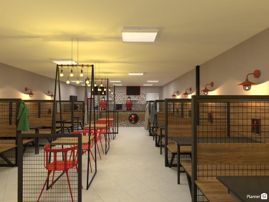 Дизайн кафе 3702676 by Татьяна Максимова image