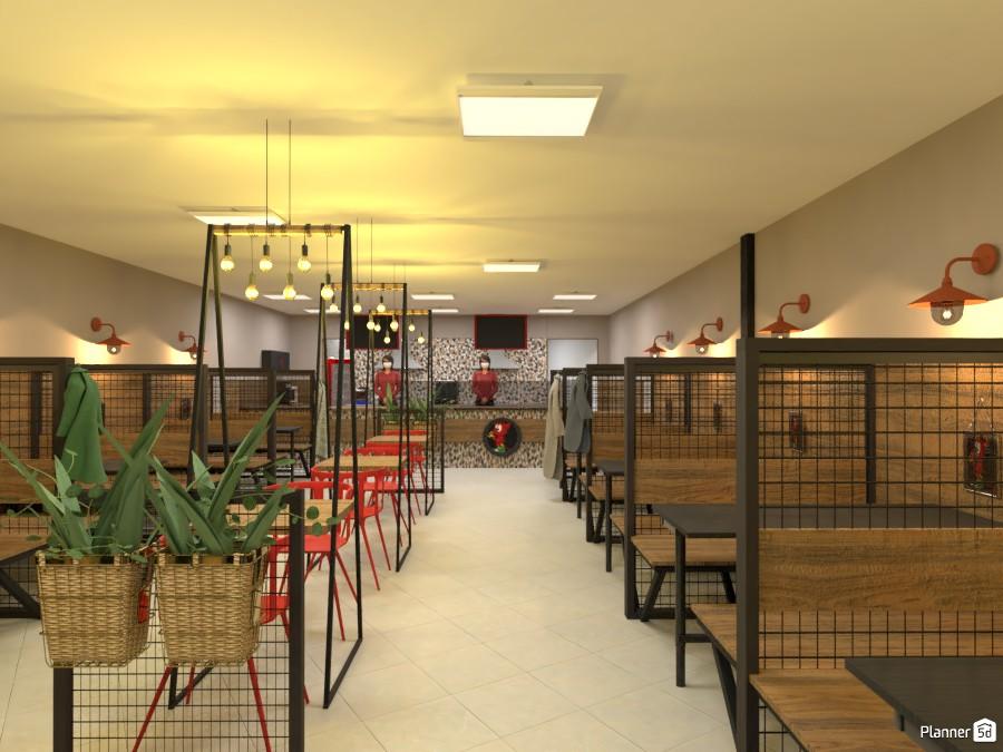 Дизайн кафе 3702868 by Татьяна Максимова image