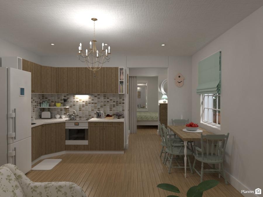 Casinha tradicional simples - House ideas - Planner 5D