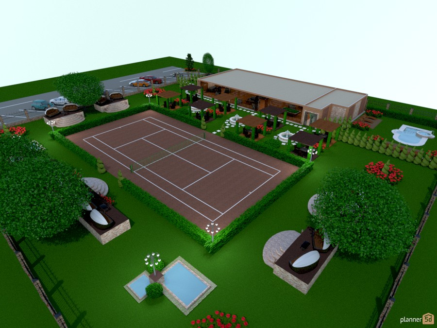 Tennis Club 752464 by Gabes image
