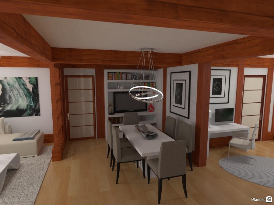 Progetto 310519: Sala da Pranzo - Ideas para comedores - Planner 5D