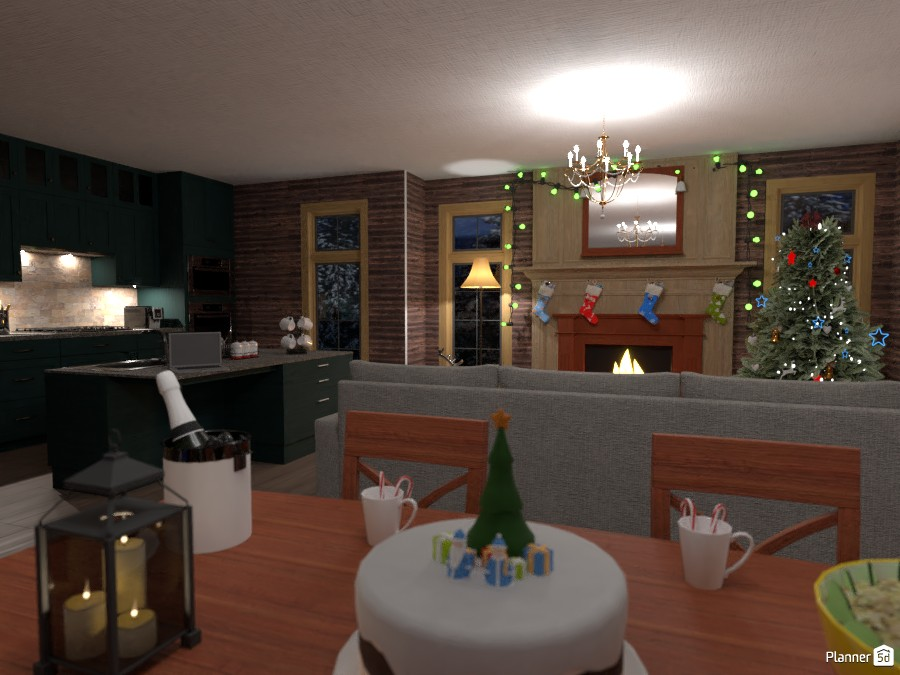 Happy Holidays 3613059 by EMG Builds image
