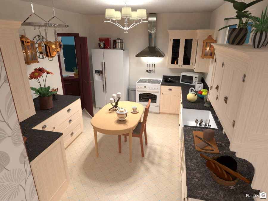 Damian's Kitchen 2624247 by Cae image