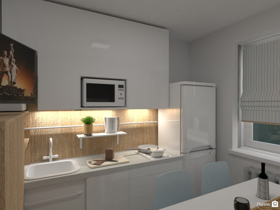 Дизайн квартиры 74965 by Татьяна Максимова image