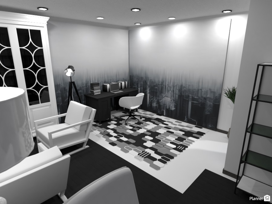 black and white!!!!!!!! 82890 by poly image