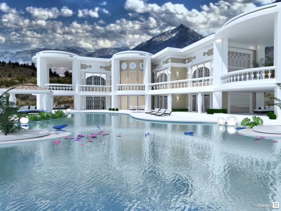 Villa di lusso 1595304 by Svetlana Baitchourina image
