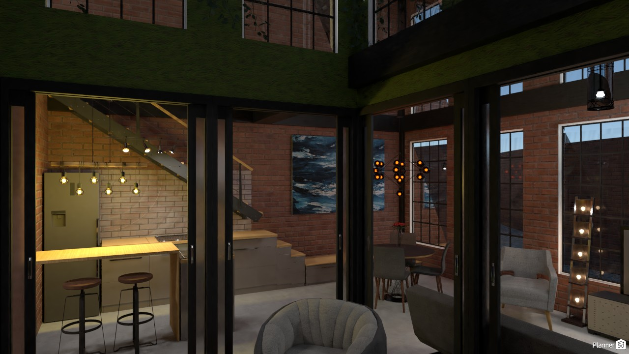 Loft Condomínio 82955 by Anonymous image