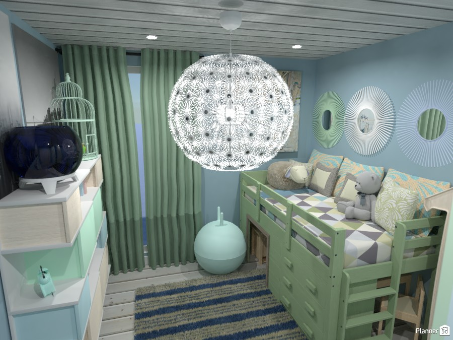 Coastal bedroom 4228190 by Mia image