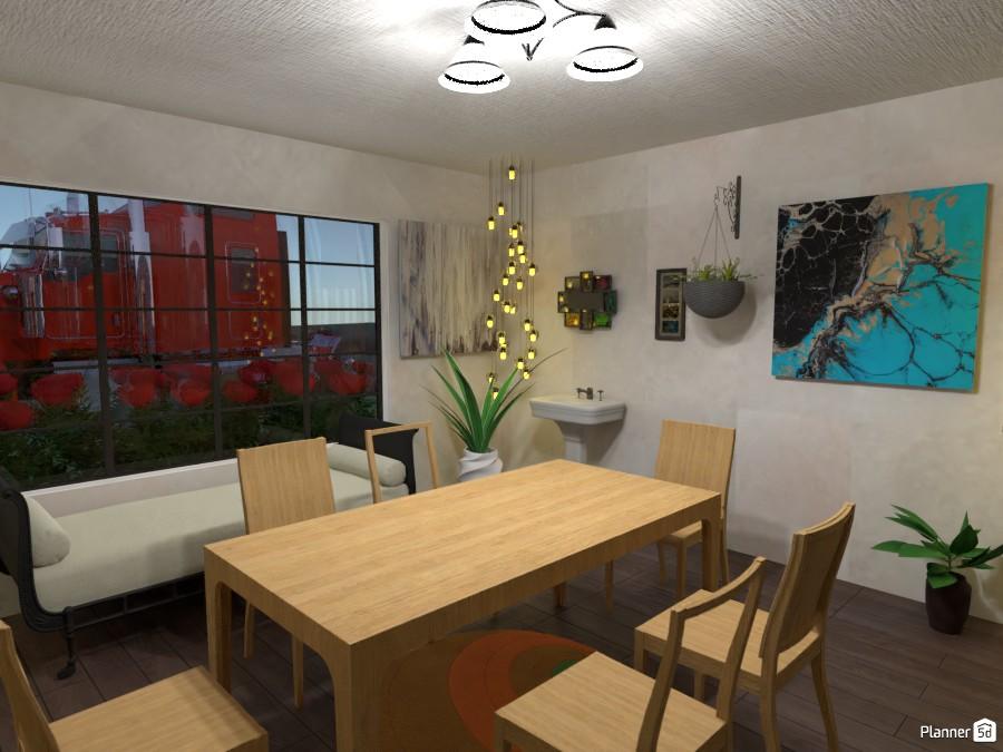 Dining room 3250368 by Erastus Marugu image
