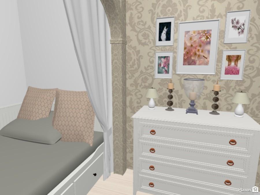 Комната для девочки. 77162 by Anonymous image