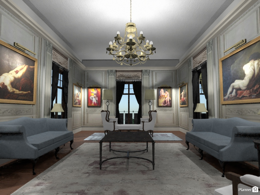 Drawing room 2618794 by Ricardo Barros image