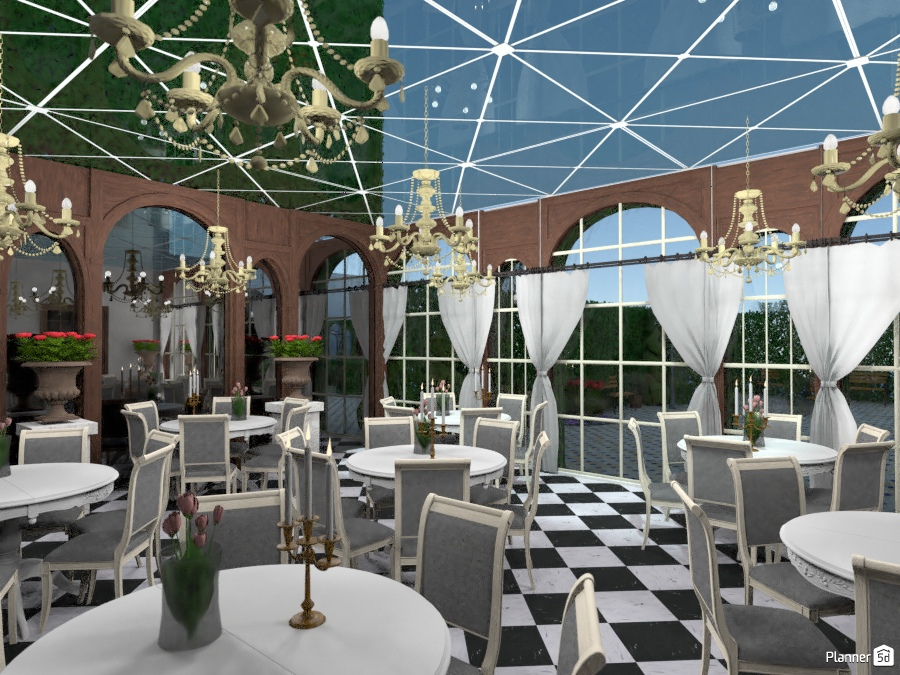 Comsrvatory restaurant 2620187 by Ricardo Barros image