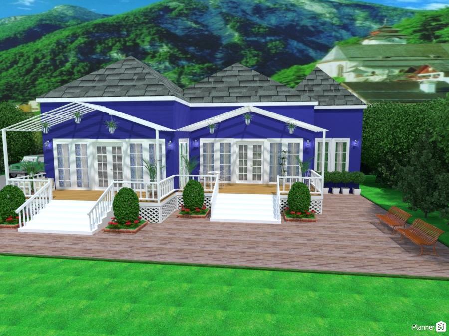Casa De Campo Ideas Para Casas Planner 5d