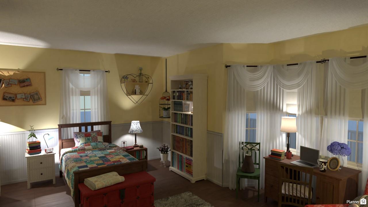 Teenage Bedroom 3863920 by Megan image