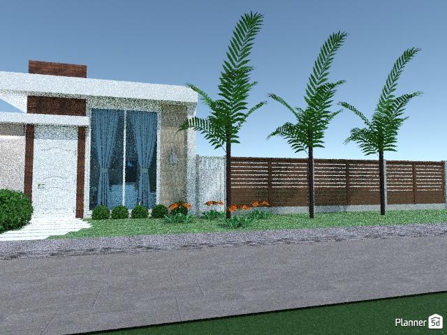 HOUSE com cozinha integrada 72826 by val image