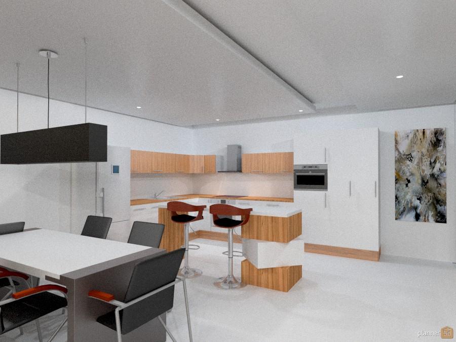 Awesome cucina sala open space images ideas design 2017 - Sala e cucina open space ...