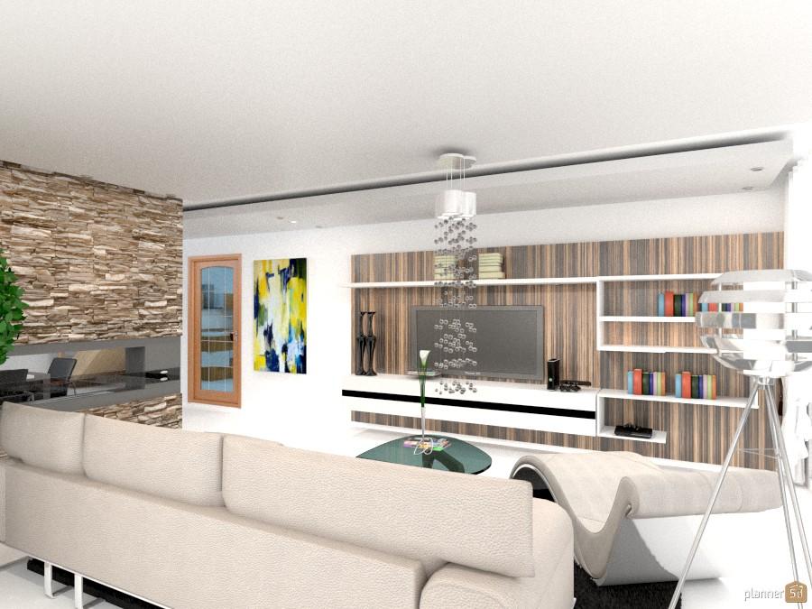 Modern Minimalistic Open Space House 949634 by Yordan Radev image