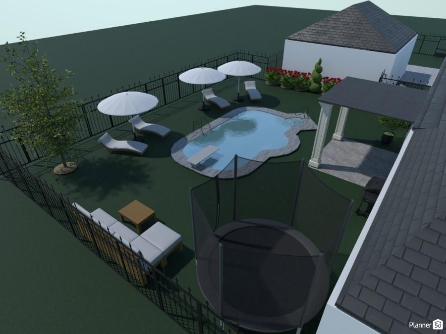 Backyard 3921926 by boo :) image