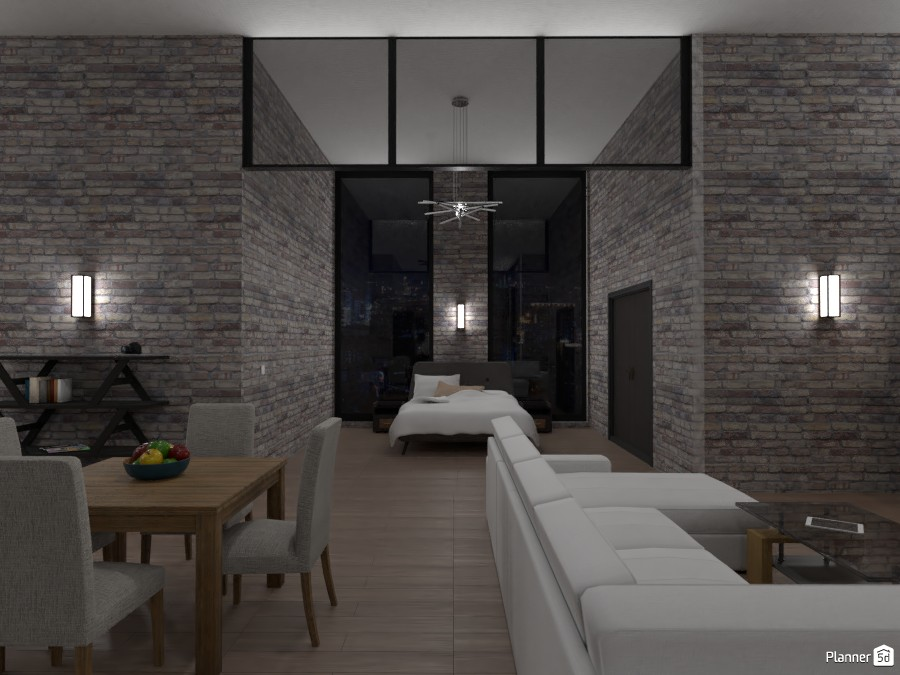 Industrial studio apartment 3973239 by EMG Builds image