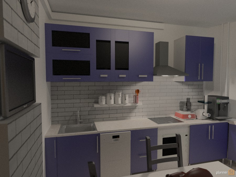 Кухня 977960 by Татьяна Максимова image