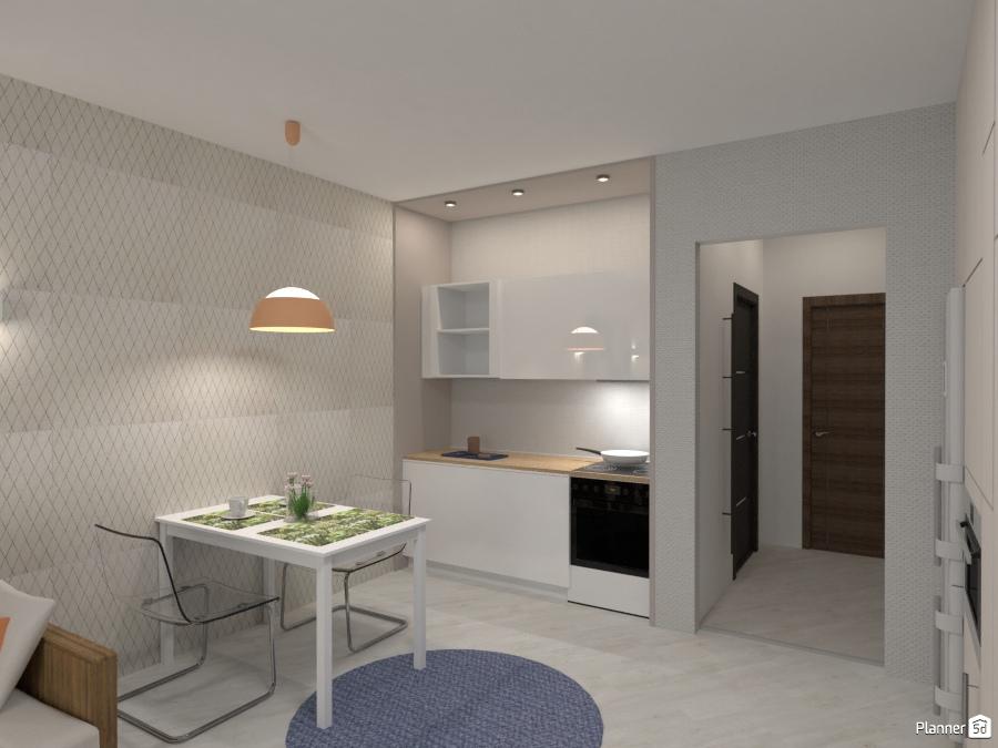 Дизайн квартиры 75238 by Татьяна Максимова image
