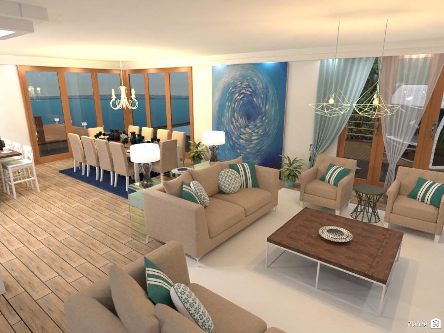 Idee Casa Fai Da Te.Lake House Idee Per Case Indipendenti Planner 5d