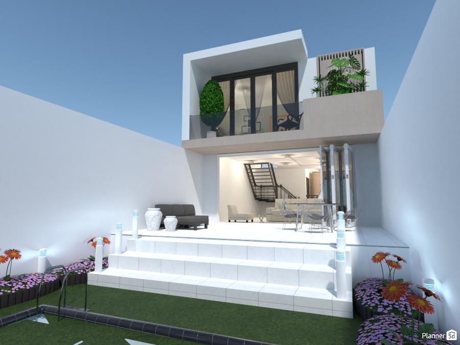 Patio Trasero Ideas Para Casas