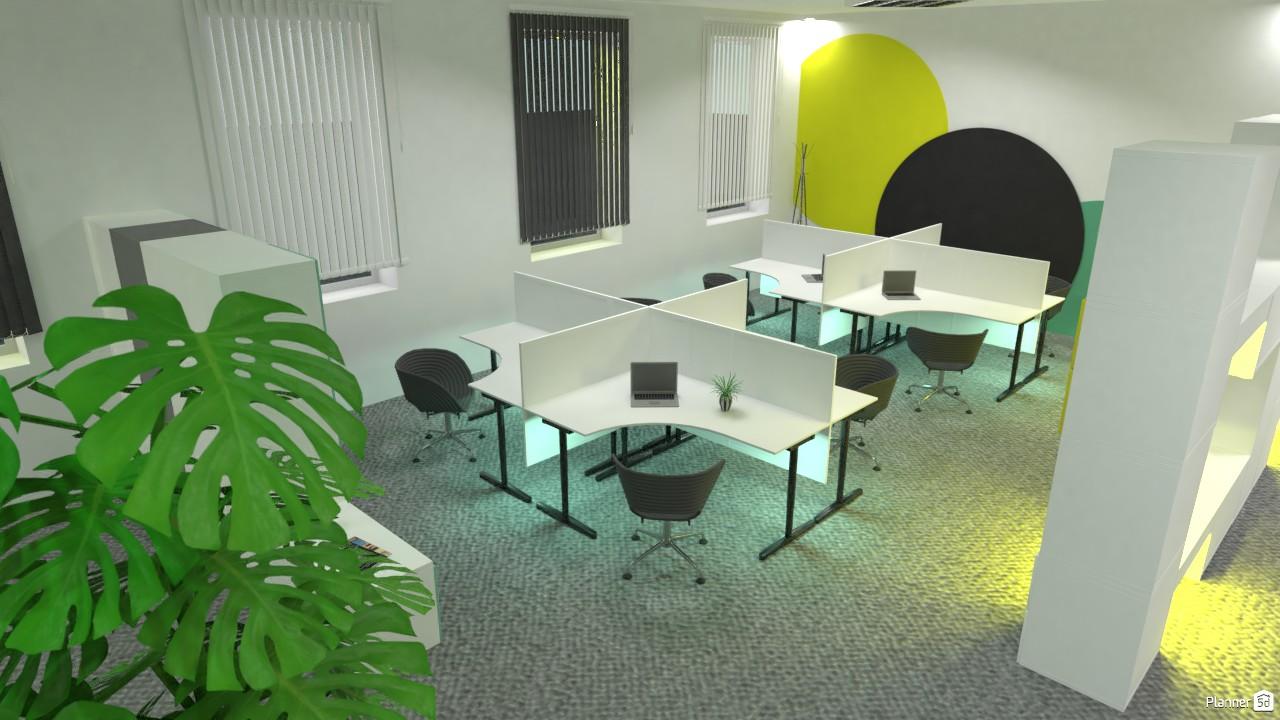 Open Space Office 3534060 by kahem image