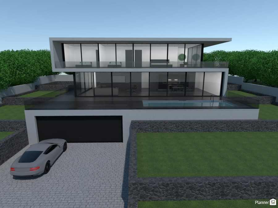 Villa H 3061874 by 3mil Designs image