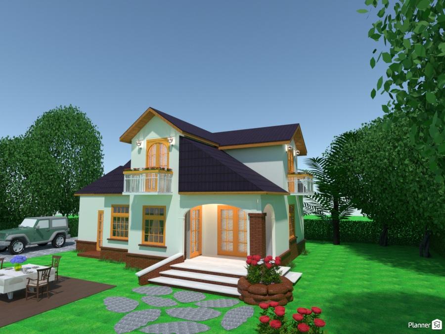 Casa rustica idee per case indipendenti planner d