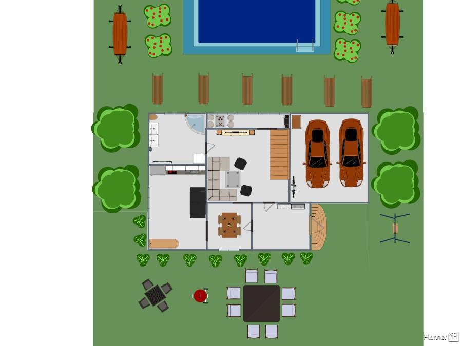 Уютный дом 73568 by Дизайнер 1.2 image