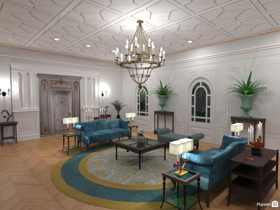 Formal Room 3868435 by DesignKing image