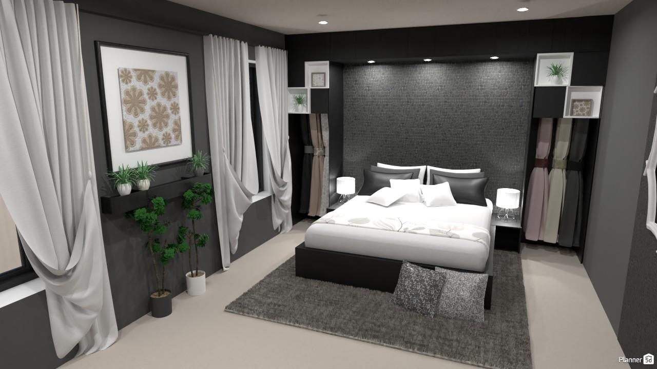 Dormitorio de lujo | Batalla de diseño. 4334897 by Hall Pat image