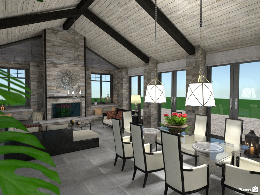 Renovation of a barn: view 1811398 by Moonface image