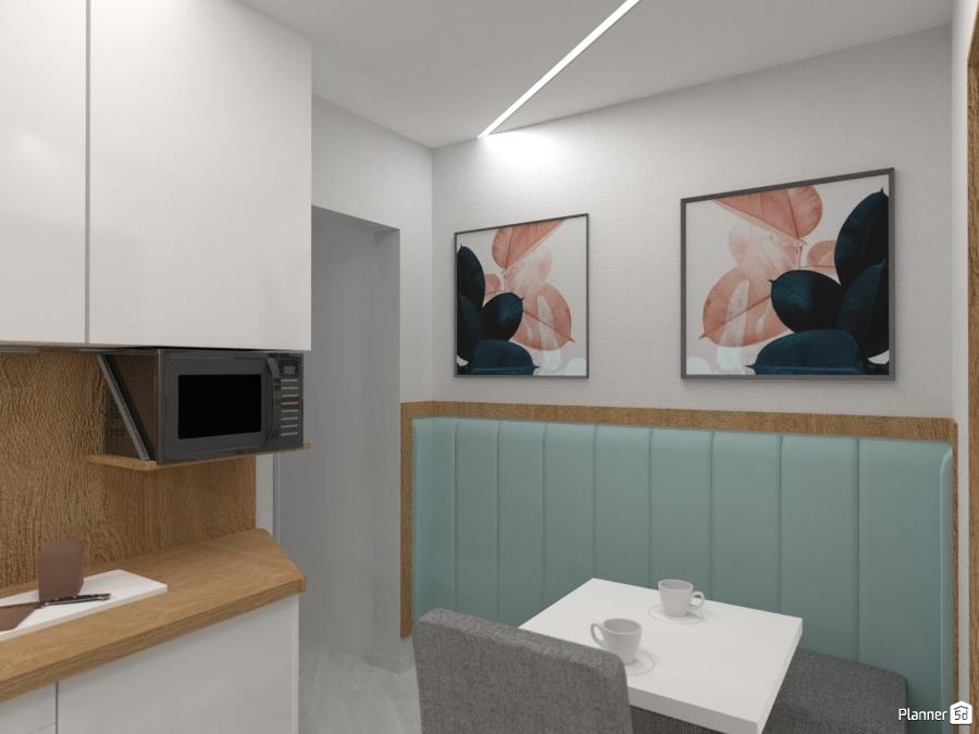 Дизайн кухни 2419438 by Татьяна Максимова image