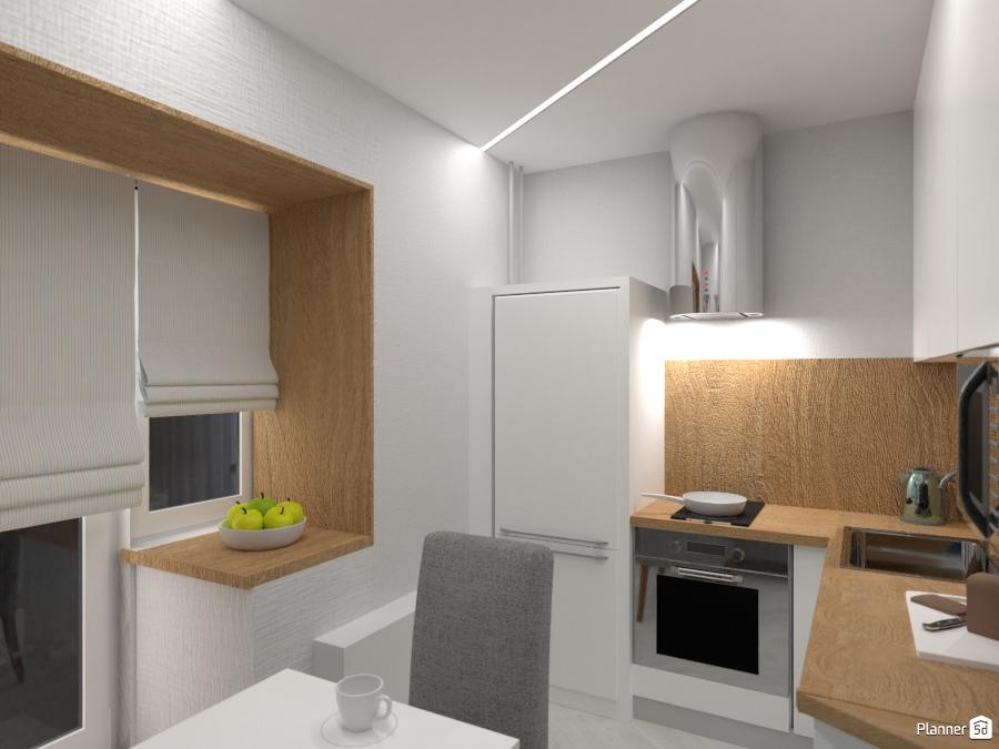 Дизайн кухни 2419445 by Татьяна Максимова image