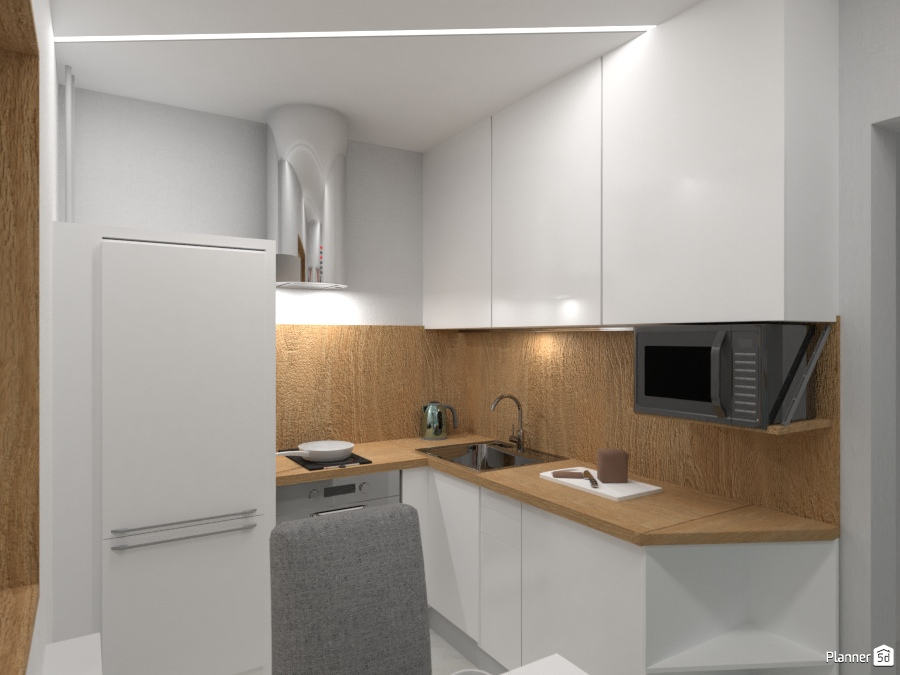 Дизайн кухни 2419496 by Татьяна Максимова image