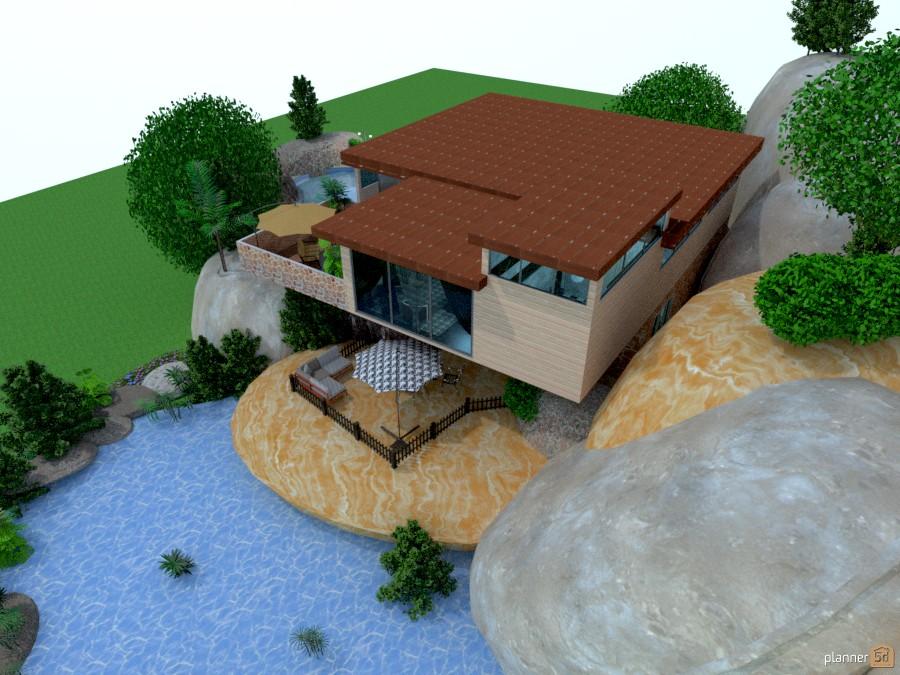 Rock House 293672 by Micaela Maccaferri image