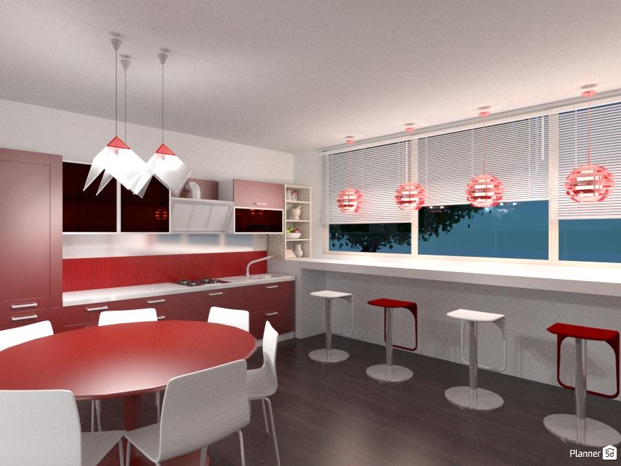 Кухня для персонала офиса 1607168 by Алсу Сабирова image