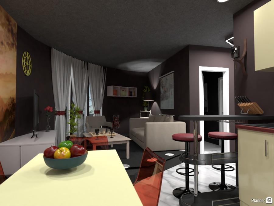 Round apartment 3749913 by Tatjana image